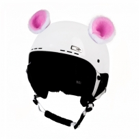 Crazy Ears - White MOUSE - 53