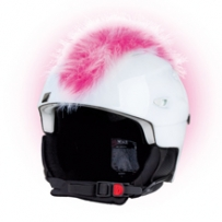 Crazy Ears - Pink-white cherokee - 25