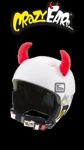 Doplňky na helmy