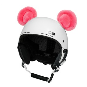 Crazy EARS - Pink bear - 9