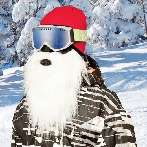 Beardski - Santa White