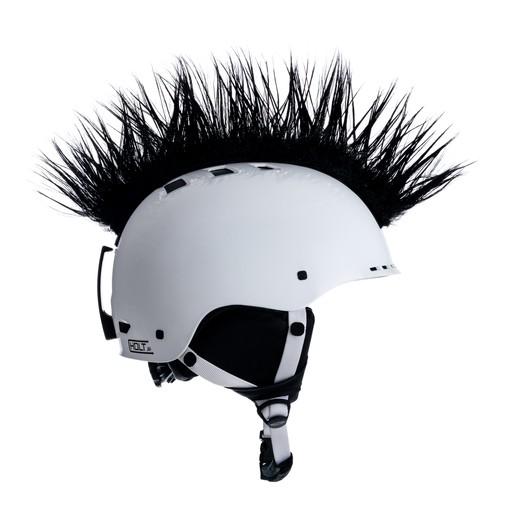 Číro Wiggystyle Mohawk Black - 39