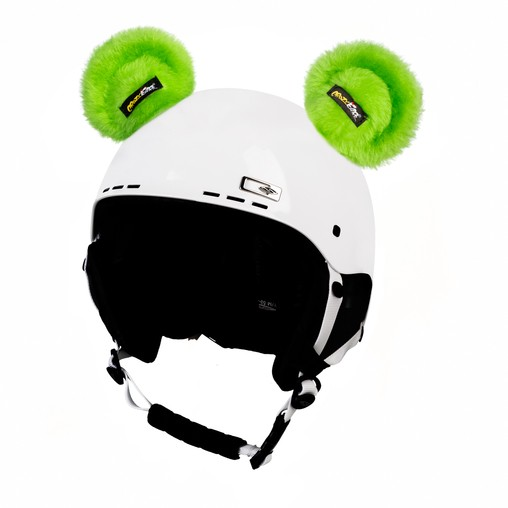 CrazyEars - MEDVÍDEK zelený - 21