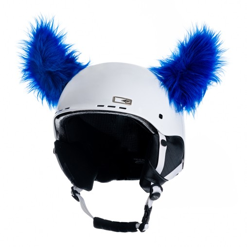 CrazyEars - rohy modré - 53