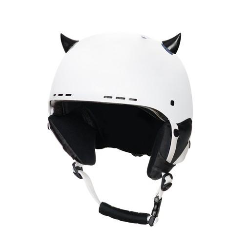 CrazyEars - mini horns-black -  55